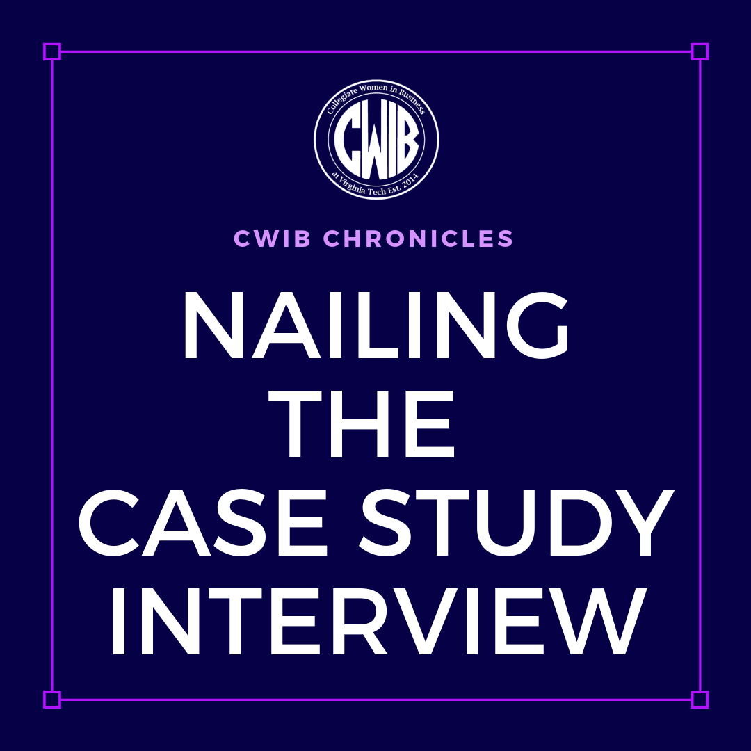 Nailing the Case Study Interview