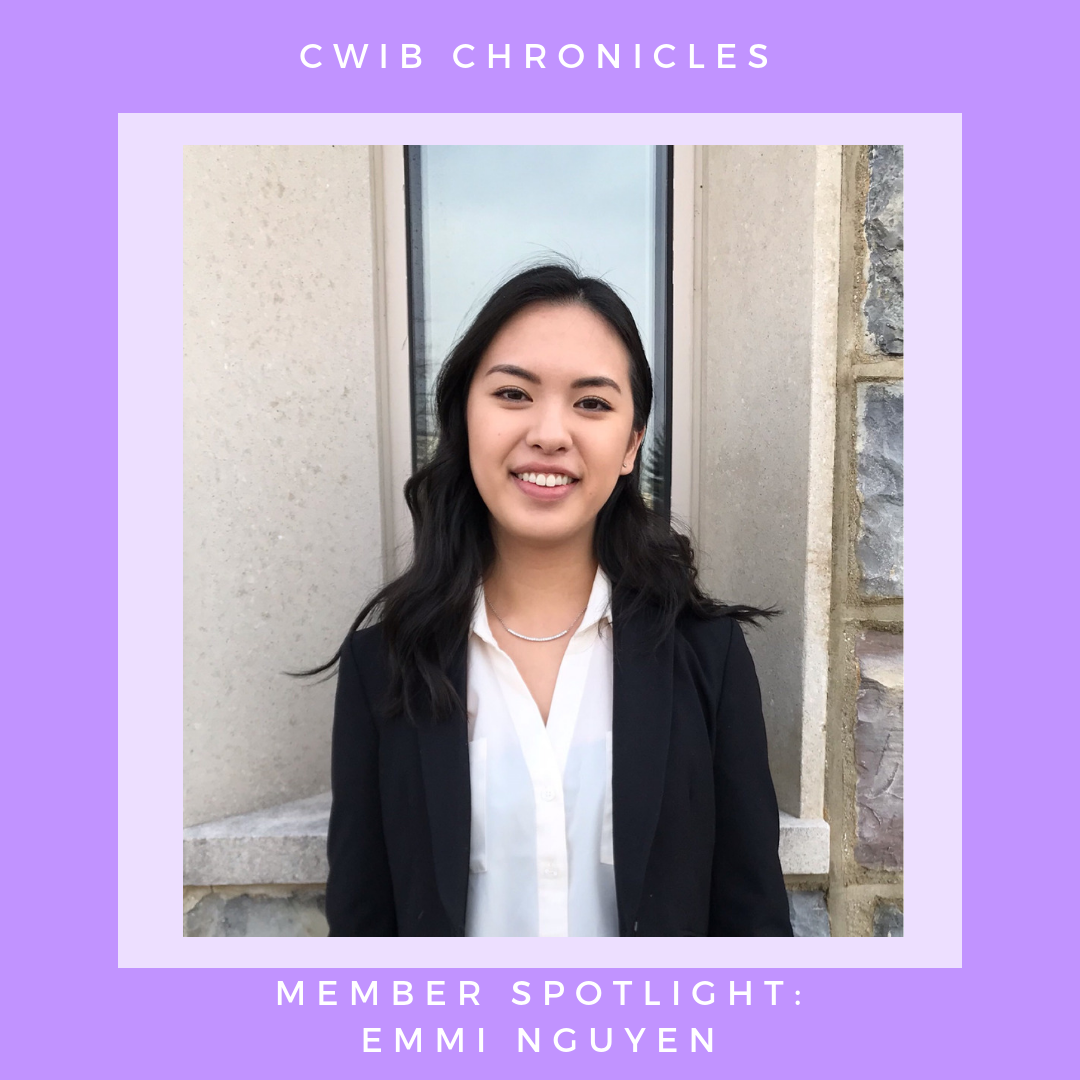 Member Spotlight: Emmi Nguyen – Exploring Different Paths