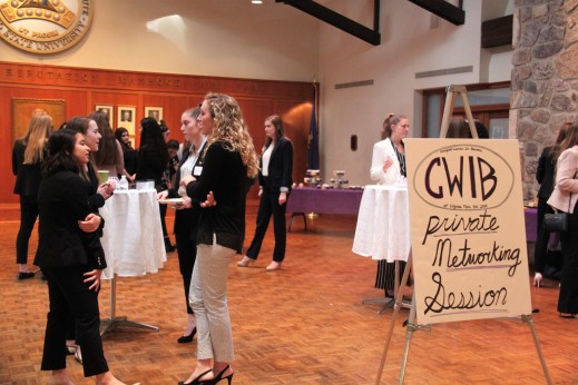 CWIB private networking session