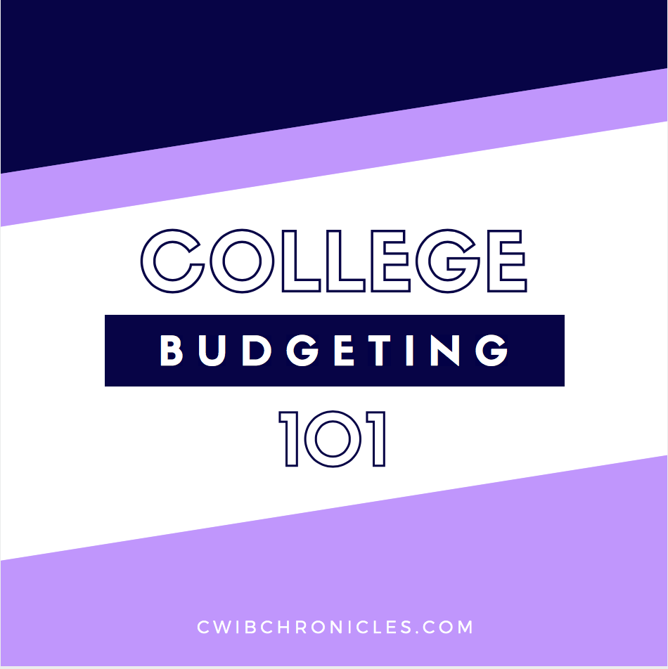 College Budgeting 101