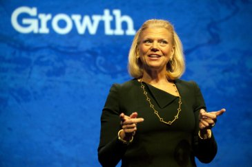 Ginni Rometty Growth