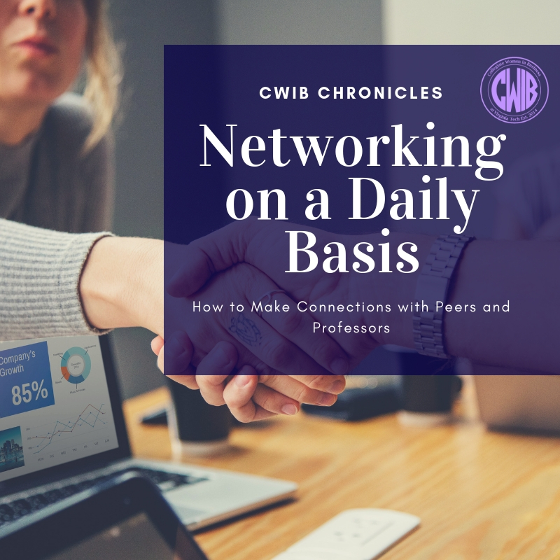 Networking on a Daily Basis