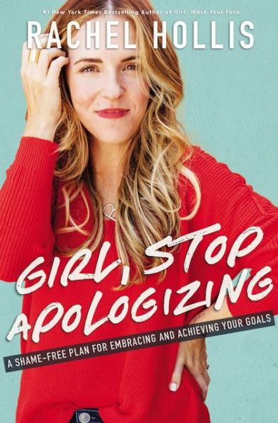 Girl stop apologizing picture