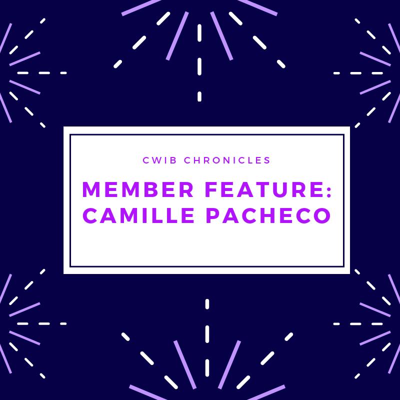 Member Spotlight: CamillePacheco