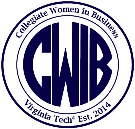 CWIB Crest dark purple