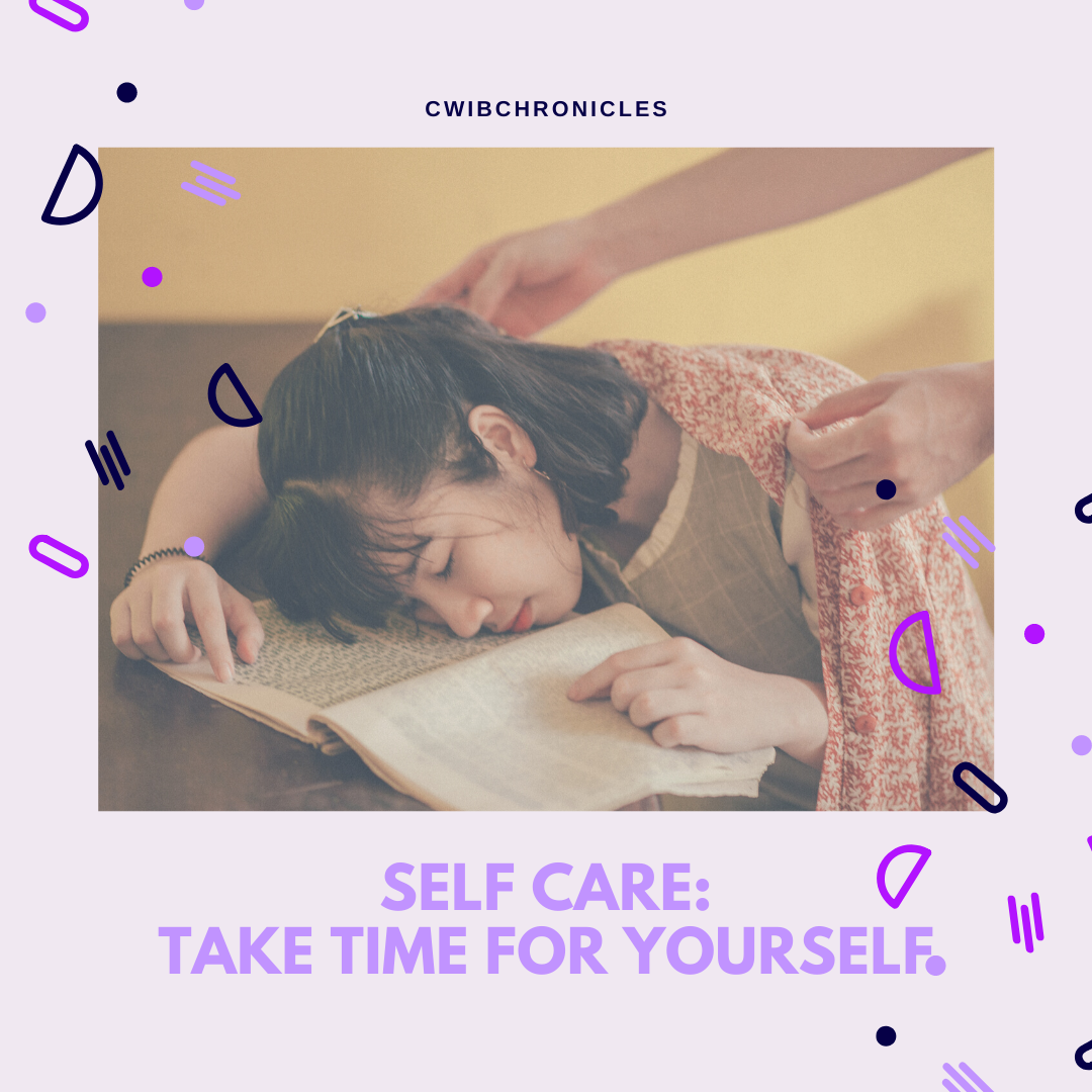 Self Care: Take Time for Yourself