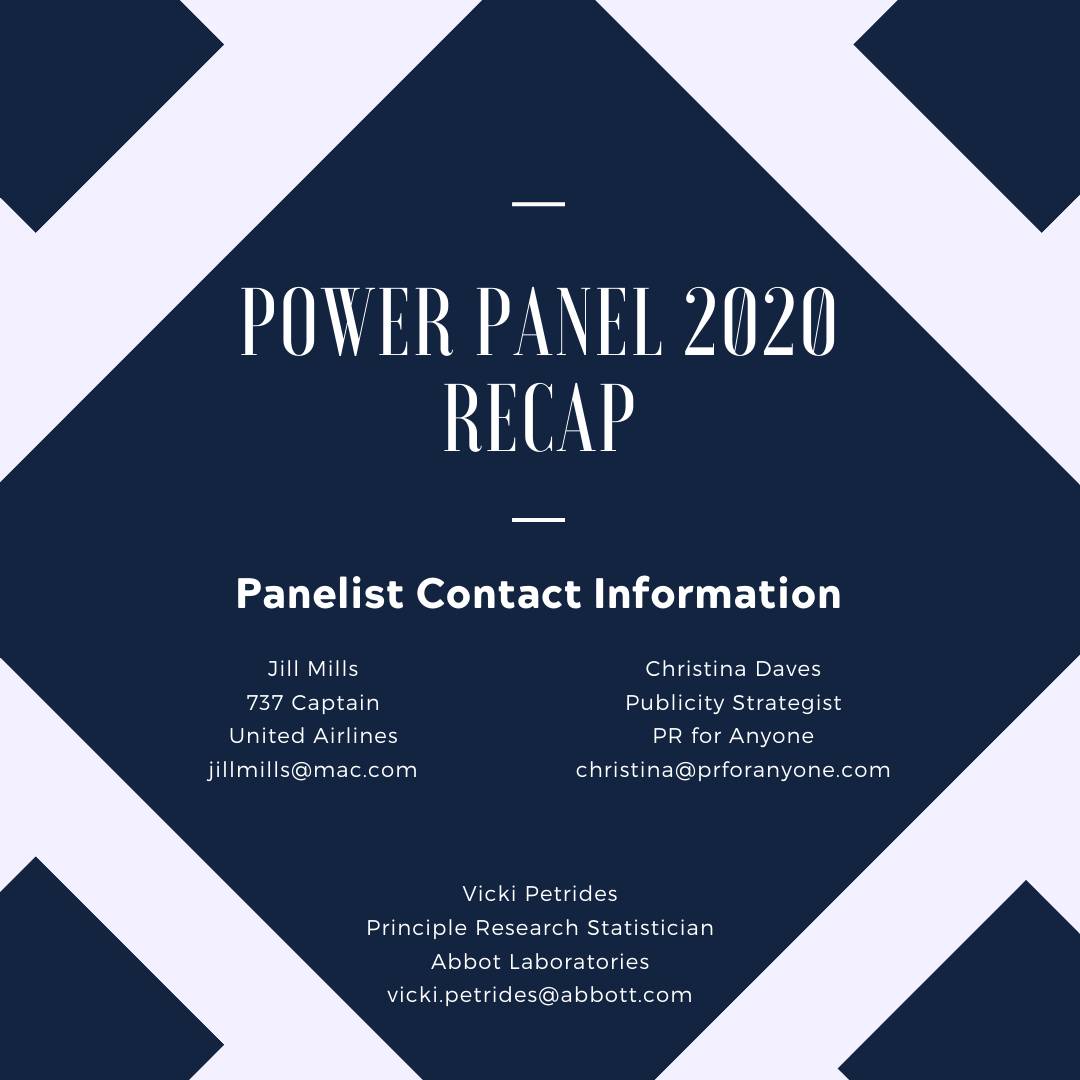 Power Panel Recap